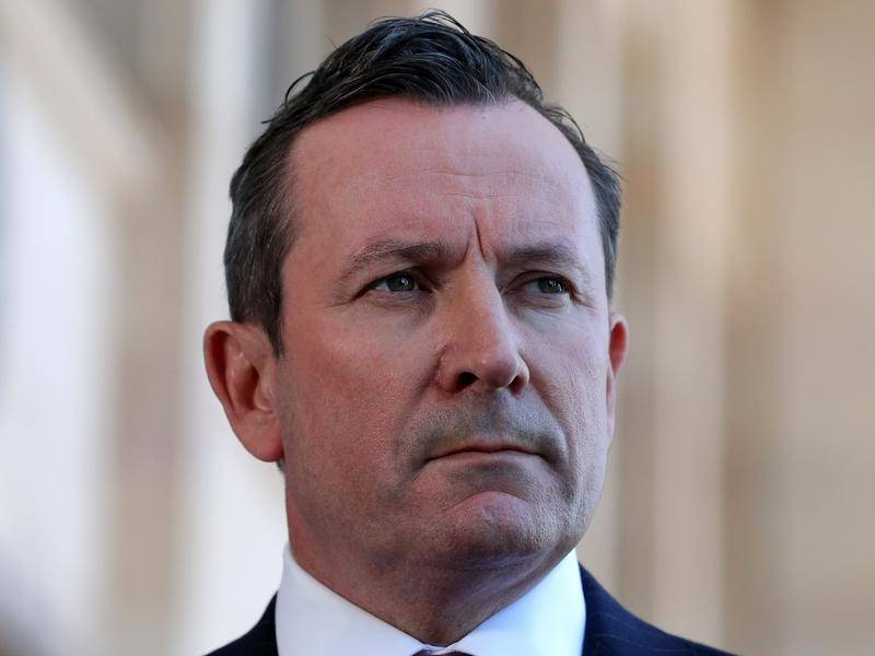 Premier Mark McGowan says WA